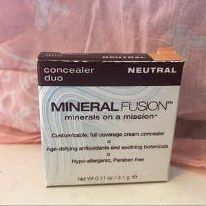 Mineral Fusion Concealer neutral Duo BNIB
